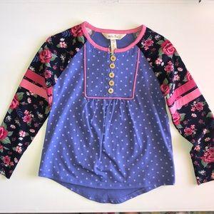 NWT Matilda Jane top. Size 4